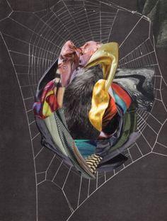 """Saatchi Art Artist Charles Wilkin; Collage, """"A Reminder"""" #art"""