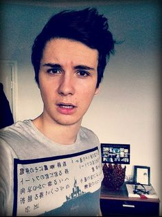 Dan Howell..kinda looks like he could be The Doctor with his hair pushed back..asdfghjkl>> whAT IF DAN ACTUALLY BECAME THE DOCTOR LATER ON AND PHIL WAS THE COMPANION OMG I WILL SELL MY SOUL<<<< Pinning not only for the perfection that is Dan, but also for that comment I'M GONNA START A PETITION TO GET DAN AS THE DOCTOR