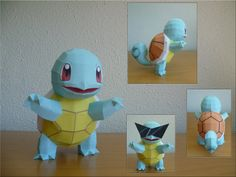 Papercraft of all kinds! Come take a look, maybe you'll find something you like!