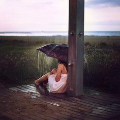 Fotograf The best thing one can do when it's raining is to let it rain   von Ksenia Klykova auf 500px