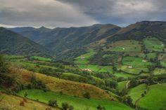 Valle de Baztán, Navarra