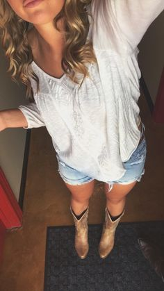 country concert look
