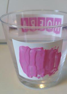 Cosy by Cindy - Altijd iets leuks te vinden: Makkelijk zelf glas etsen met etspasta