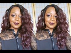 BUDGET FRIENDLY | MODEL MODEL | LACE FRONT WIG | PASSION MEADOW - YouTube