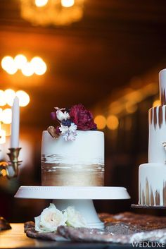 WedLuxe– Marsala Romance | Photography by: Brooklyn D Photography Follow @WedLuxe for more wedding inspiration!
