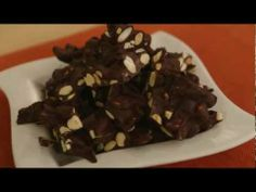 Healthy Desserts: How to Make Chocolate Bark
