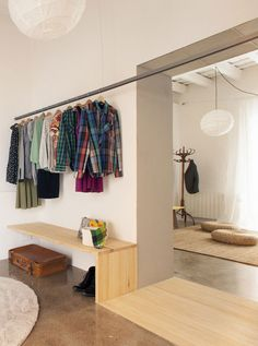 빈티지바닥 마감이 돋보이는 주택 리모델링 : 네이버 블로그