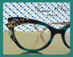 Francis Klein créateur de lunettes