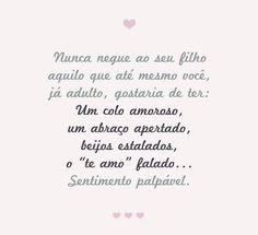 Nunca!  #babydicas #familia #filhos #amor #colo