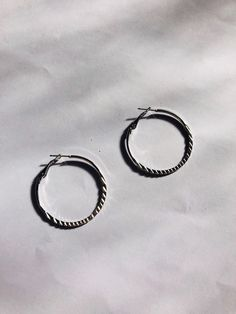 Jagger Earrings Silver Rings, Hoop Earrings, Shop, Jewelry, Jewellery Making, Jewerly, Jewelery, Jewels, Jewlery