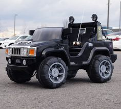 Hummer H2 A26 Ride On Car with Electric Remote Control.
