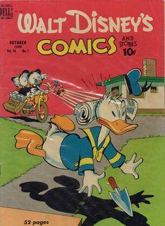 Walt Disney's Comics & Stories #109.