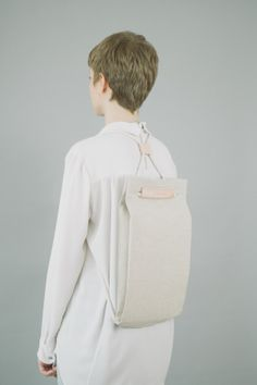 Pocket Bag Medium Natural