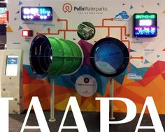 This wall is not just eye candy! Go ahead and SplashTouch it! The third day of IAAPA Attractions Expo will soon begin, and we are ready to SplaShare a great day with you again with Polin Waterparks at booth Mobile App, Attraction, Third, Eye Candy, The Unit, Wall, Mobile Applications, Walls