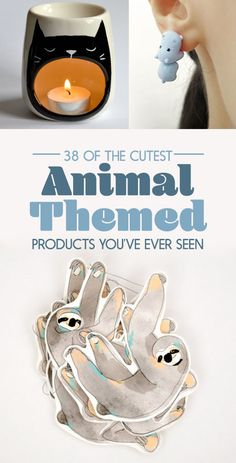 38 Of The Cutest Animal-Themed Products You've Ever Seen