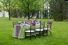 Purple Wedding Flowers http://dodsonorchards.com