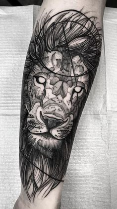 Black Lion Tattoo