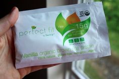 Toneitup Perfect Fit Protein packets