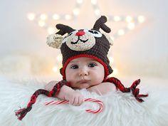 d8cda9b0d3f6a Disfraz Bebé. Fotos Navidad BebesSesion ...