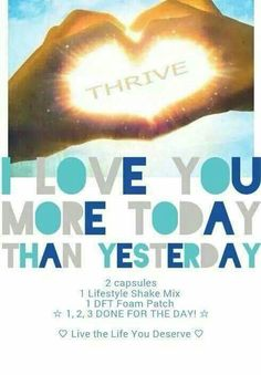 Whether you're interested in the business opportunity or not, you DESERVE to try this amazing product for yourself! It will change your life! Contact me for a three day sample today!  Set up your free (no obligation) customer account at galvanized.le-vel.com.  Get Thriving!!
