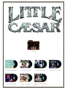 Album Art Icons: Little Caesar