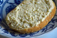 Vajíčková pomazánka na chlebíčky
