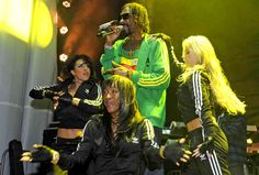 Snoop Dogg in Austin on March 15, 2012
