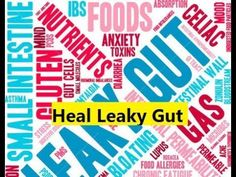 Heal Leaky Gut - Curing Leaky Gut Syndrome #LeakyGut
