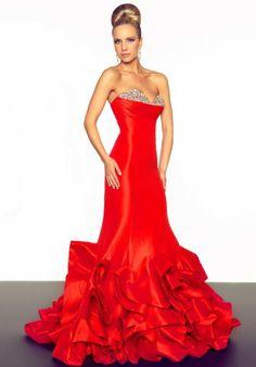 MacDuggal 61135R at Prom Dress Shop