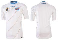 Camisas do RD Congo 2015 O'Neills Reserva