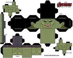 Hulk (Age of Ultron) by briciocl