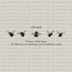 Digital Download Bee Bees Antique Book Verse by katyshoestring #antiquebooks