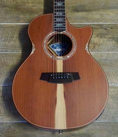 COLE CLARK ANGEL 3EC REDWOOD ROSEWOOD W/HARD CASE #unique #australian #musician #photooftheday #coleclark #fender #melbourne #natural #coleclarkguitars #fingerstyle #longlady #guitarist #aussiebands #bands #amplified #australia #acousticguitar #madeinaustralia #elixirstrings #acoustic #talentedmusicians #australiantimbers #3waypickup #love #music #worldsmostnaturalpickup #coleclarkpickup