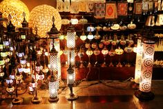 and more of lamps