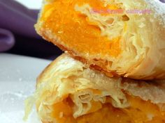 Rețetă Ștrudel cu dovleac Romanian Food, Romanian Recipes, Yummy Food, Yummy Recipes, Bakery, Favorite Recipes, Sweets, Chicken, Ethnic Recipes