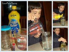 Esperimenti scientifici con i bambini: l'inchiostro magico