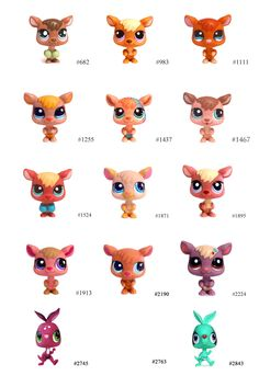 Nicole`s LPS blog - Littlest Pet Shop: Pets: Kangaroo
