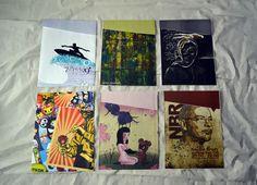 Impressos by Andre Jones, via Behance