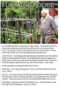 Pardon the language, but this made me smile.