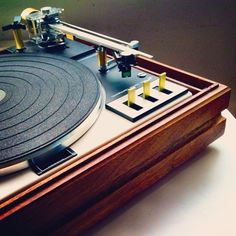another English made Garrard Zero 100 restoration: One of the most beautiful…