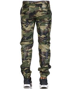 Leather Jeans, Blue Jeans, Parachute Pants, Camo, Joggers, Handsome, Sexy, How To Wear, Clothes