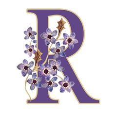R Purple Wood Roses (ArtbyJean)