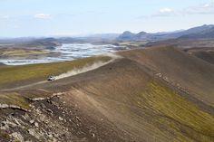 Arctic Trucks Land Cruiser 150 in the Icelandic Highlands