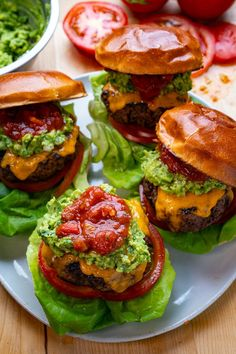 Taco Burger, Good Burger, Make Ahead Freezer Meals, Easy Meals, Delicious Burgers, Soup And Sandwich, Taco Seasoning, Sandwich Recipes, Cooking Recipes