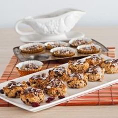 White Chocolate, Raspberry Cookies