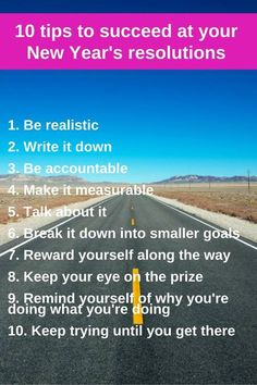 10 tips to succeed at your New Years reolution new years new years quotes resolution happynewyear