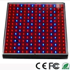 Special Offers - EXPOWER 14W 225 LED Blue  Red Light Panel for Growing Indoor Fruit Plants / Flowers  Hanging Kit - In stock & Free Shipping. You can save more money! Check It (April 16 2016 at 09:28PM) >> http://growlightusa.net/expower-14w-225-led-blue-red-light-panel-for-growing-indoor-fruit-plants-flowers-hanging-kit/