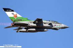 ZA405 - Panavia Tornado GR4 - 12(B) Squadron, RAF