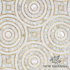 Orson stone hand cut mosaic | New Ravenna Mosaics