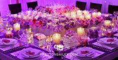 12 Stunning Wedding Centerpieces - 24th Edition | bellethemagazine.com